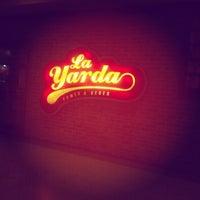 Photo taken at La Yarda by Ivonne H. on 11/22/2012
