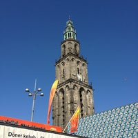 Photo taken at Grote Markt by Ivan M. on 4/6/2013