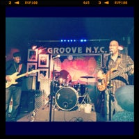 Photo taken at Groove NYC by Samantha O. on 1/3/2013