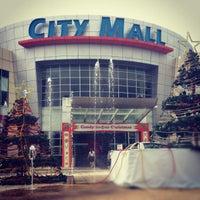 Photo taken at City Mall by EvoJack on 12/22/2012