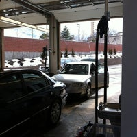 Photo taken at Platinum Car Wash by Troy H. on 2/28/2013