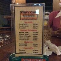 Photo taken at Tiffy's Café by Pavel G. on 4/26/2014