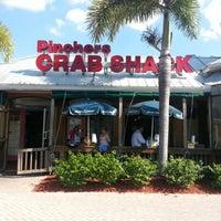 Photo taken at Pinchers Crab Shack by Ellen H. on 1/25/2013