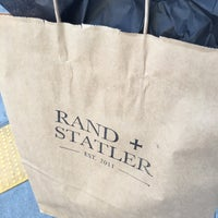 Photo taken at Rand + Statler by iam138 on 10/22/2016