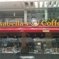 Photo taken at Isabella's Coffee by Dayana G. on 8/18/2013