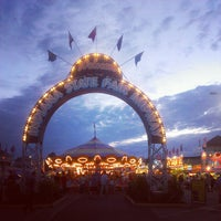 Photo taken at Indiana State Fairgrounds by Andy @. on 8/16/2013