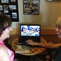 Photo taken at Starbucks by Susan L. on 7/24/2013