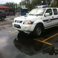 Photo taken at Dewan Bandaraya Kota Kinabalu by Brandon J. on 1/20/2013