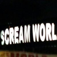Photo taken at Screamworld by Shawn M. on 10/12/2014
