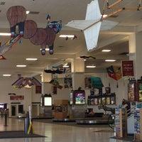 Photo taken at Billings Logan International Airport (BIL) by William C. on 7/23/2013