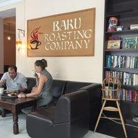 Photo taken at Baku Roasting Company by Khalid A. on 9/11/2016