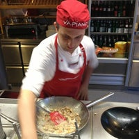 Photo taken at Vapiano by Serge I. on 7/10/2013