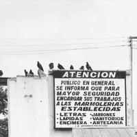 Photo taken at Cementerio de Playa Ancha by Rodrigo V. on 1/31/2016