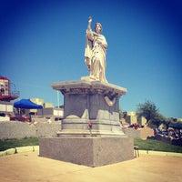 Photo taken at Cementerio de Playa Ancha by Rodrigo V. on 11/1/2013