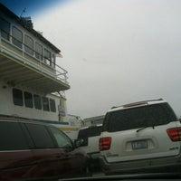 Photo taken at Southport Ferry Terminal by Kris E. on 10/8/2012