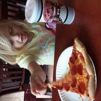 Photo taken at Due Amici Pizzeria by Iztok U. on 6/8/2014