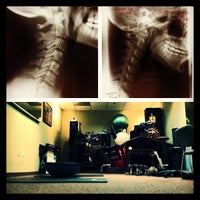 Photo taken at Back To Basics (Chiropractors, Acupuncture, Massage Therapy, Spinal Rehab) by Tom H. on 5/2/2013