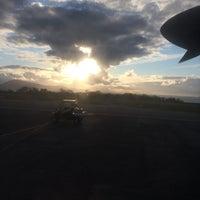 Photo taken at Rotorua International Airport (ROT) by Hamish M. on 9/17/2015
