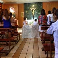 Foto tomada en Iglesia De Nuestra Señora De La Salud por Marah B. el 5/4/2013