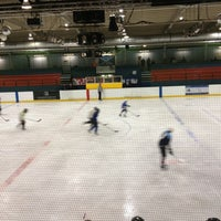 Photo taken at Oxford Ice Rink by Derya D. on 9/29/2012