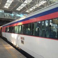 Photo taken at Seoul Station - KTX/Korail by Jerald K. on 3/10/2013