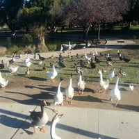 Photo taken at McKinley Park by Bianca L. on 12/18/2012