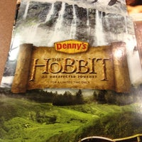 Photo taken at Denny's by Marquell Y. on 1/7/2013