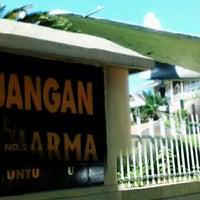 Photo taken at MUSEUM PERJUANGAN TRI DAYA EKA DHARMA by Hanan H. on 5/12/2013