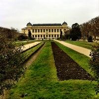 Photo taken at Botanical Garden of Paris by Rafael M. on 2/28/2013