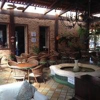 Photo taken at Hotel de Lençóis by Andre R. on 3/9/2015