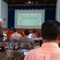 Photo taken at SMA Muhammadiyah 1 Yogyakarta by Agus Purwadi on 4/27/2013