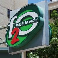 Photo taken at f2o - Fresh to Order by Joel J. on 5/28/2013