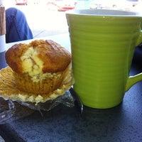 Photo taken at Bee Coffee Roasters by Jen P. on 9/29/2012