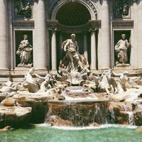 Photo taken at Trevi Fountain by mugenaz on 6/15/2013