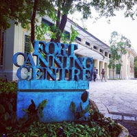 Photo taken at Fort Canning Arts Centre by reichen y. on 1/6/2016