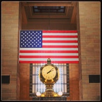 Photo taken at Grand Central Terminal by Mike T. on 10/12/2013