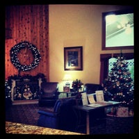 Photo taken at Holiday Inn Express Bemidji by Stacy P. on 11/30/2012