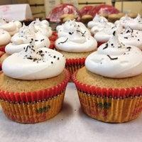 Photo taken at Bonchaz Bakery Cafe by Steph S. on 11/22/2012