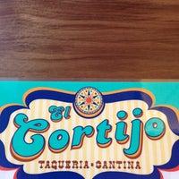 Photo taken at El Cortijo by Jackie D. on 1/18/2013
