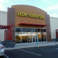 Photo taken at Leon's Furniture by widi b. on 4/28/2016