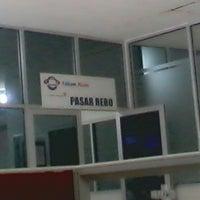 Photo taken at Plasa Telkom Pasar Rebo by Sandhi E. on 2/19/2014
