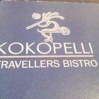 Photo taken at Kokopelli, Traveller's Bistro by Teh Y. on 12/19/2012