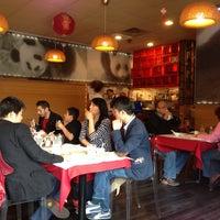 Photo taken at Lao Sze Chuan Restaurant by Jim K. on 5/11/2013