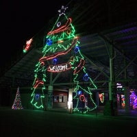 Photo taken at Glittering Lights by Michael T. on 12/14/2013