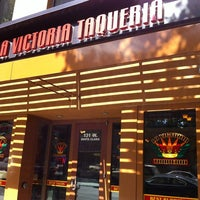 Photo taken at La Victoria Taqueria by Bob Q. on 10/6/2012