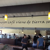 Photo taken at Tierra Mia Coffee by Mayra M. on 4/21/2013