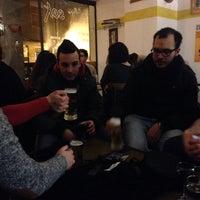 Photo taken at Tarcaban Cafè (Batucada) by Raffaele S. on 12/12/2013