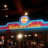 Photo taken at Dave & Buster's by Gabrielle D. on 1/1/2013