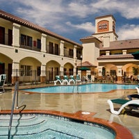 Photo taken at Ayres Hotel Redlands by Ayres Hotels on 3/18/2014