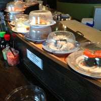 Photo taken at Sushiville by Mike P. on 9/5/2013